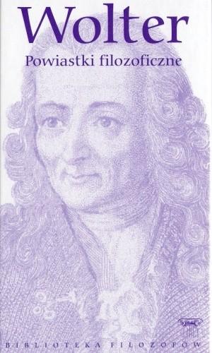 Okładka książki Powiastki filozoficzne