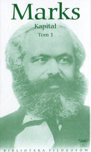 Okładka książki Kapitał. Tom 1. (Część 1.)