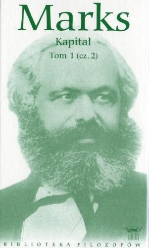Okładka książki Kapitał. Tom 1. (Część 2.)