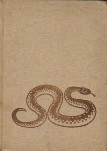 Okładka książki Gady jadowite