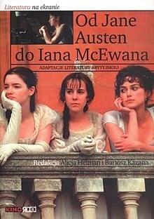 Okładka książki Od Jane Austen Do Iana McEwana. Adaptacje literatury brytyjskiej