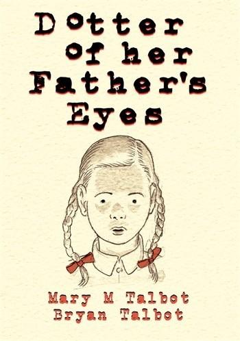Okładka książki Dotter of Her Father's Eyes
