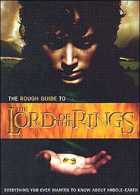 Okładka książki The Rough Guide to the Lord of the Rings