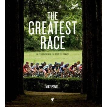 Okładka książki The Greatest Race