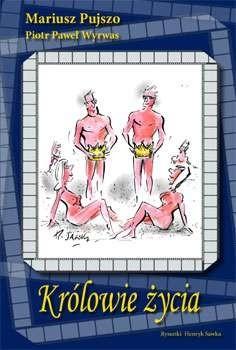 Okładka książki Królowie życia