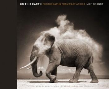 Okładka książki On This Earth - Photographs from East Africa
