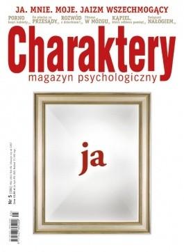 Okładka książki Charaktery nr 5 (184) / MAJ 2012