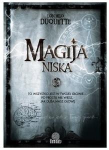 Okładka książki Magija niska