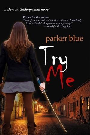 Okładka książki Try Me