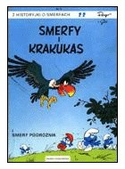 Okładka książki Smerfy 5: Smerfy i Krakukas