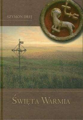 Okładka książki Święta Warmia