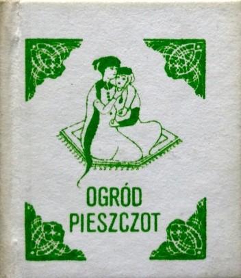 Okładka książki Ogród pieszczot