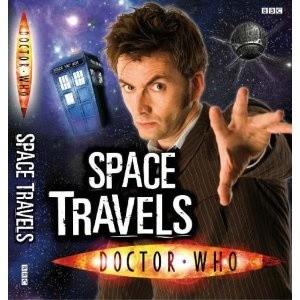 Okładka książki Doctor Who - Space Travels