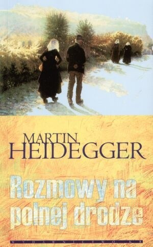 Okładka książki Rozmowy na polnej drodze