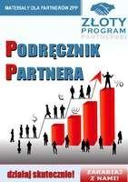Okładka książki Podręcznik Partnera