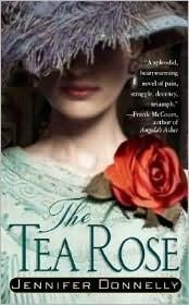 Okładka książki The Tea Rose