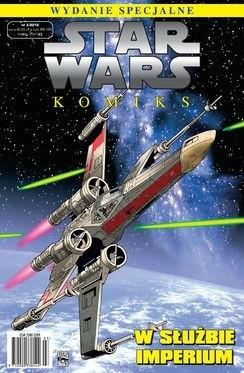 Okładka książki Star Wars Komiks. Wydanie Specjalne 3/2012