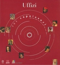 Okładka książki 101 capolavori Uffizi