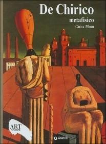 Okładka książki De Chirico metafisico