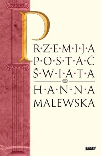 Okładka książki Przemija postać świata