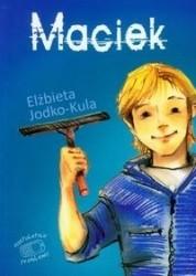 Okładka książki Maciek
