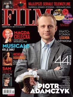 Okładka książki Film, wrzesień (09) 2008