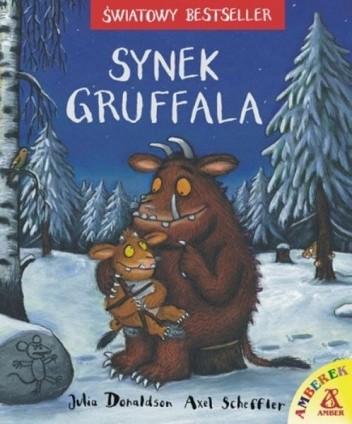 Okładka książki Synek Gruffala
