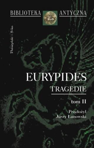 Okładka książki Tragedie. Tom II