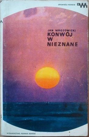 Okładka książki Konwój w nieznane