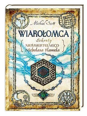 Okładka książki Wiarołomca