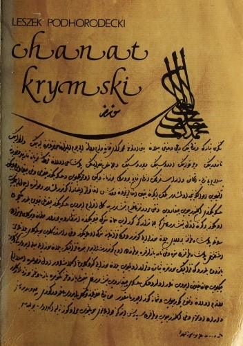 Okładka książki Chanat Krymski