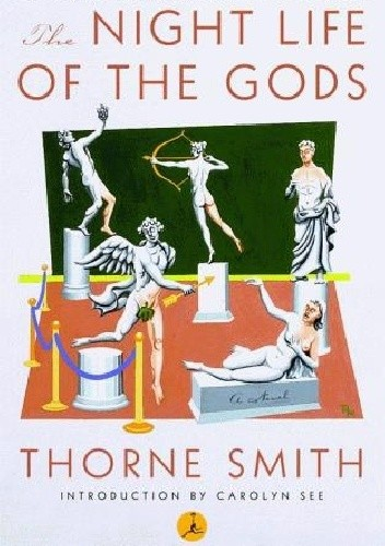 Okładka książki The Night Life of the Gods