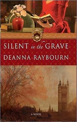 Okładka książki Silent in the Grave