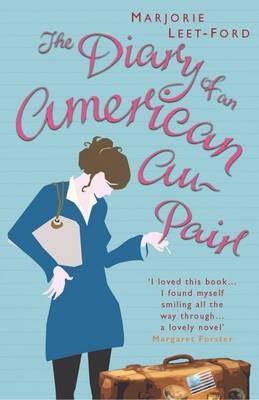 Okładka książki The Diary of an American Au-pair