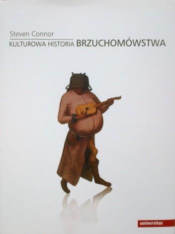 Okładka książki Kulturowa historia brzuchomówstwa
