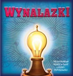 Okładka książki Wynalazki