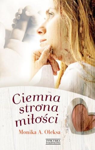 Okładka książki Ciemna strona miłości