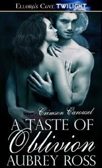 Okładka książki A Taste of Oblivion