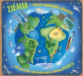 Okładka książki Ziemia. Nasza wspaniała planeta