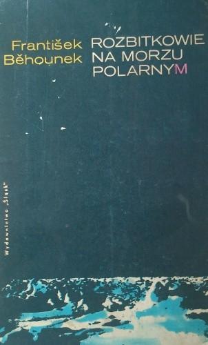 Okładka książki Rozbitkowie na morzu polarnym