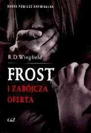Okładka książki Frost i zabójcza oferta
