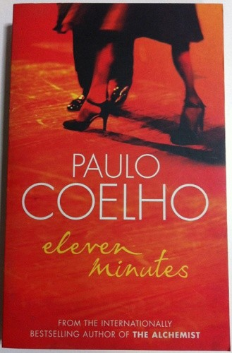 Okładka książki Eleven minutes