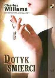 Okładka książki Dotyk śmierci