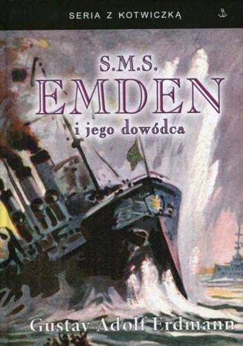 Okładka książki S.M.S. Emden i jego dowódca