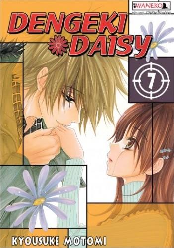 Okładka książki Dengeki Daisy tom 7