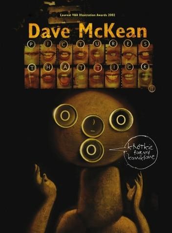 Okładka książki Pictures That Tick