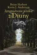 Okładka książki Zgromadzenie żeńskie z Diuny