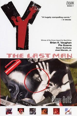 Okładka książki Y: The Last Man, Vol. 7: Paper Dolls