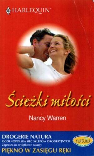 Okładka książki Ścieżki miłości