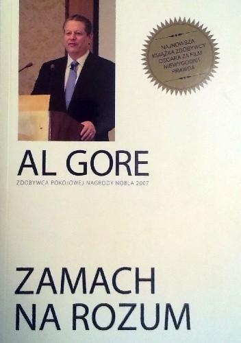 Okładka książki Zamach na rozum